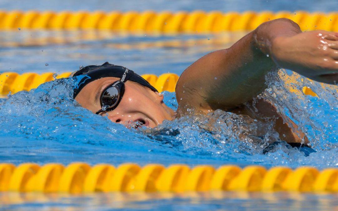 Artikel vom SV Basel: Jill Vivian Reich holt sich den Schweizer Meistertitel über 800m Freistil